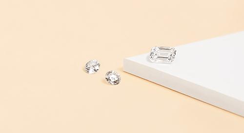 beau style luxe avec une bague en diamant